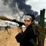 La Libye est sous embargo sur les armes imposé par l'UE et l'ONU depuis 2011