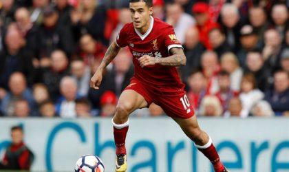Transfert: Liverpool se positionne pour Mahrez pour combler le départ de Coutinho