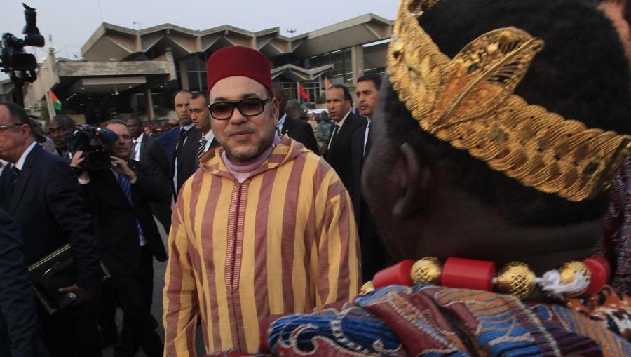 Mohammed VI Makhzen