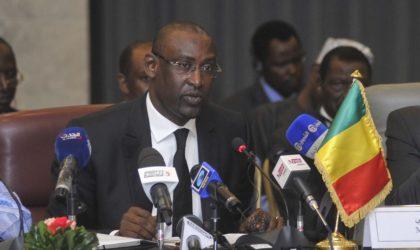 Le MAE malien salue la disponibilité de l'Algérie à aider son pays pour l'élaboration d'une loi d'entente nationale