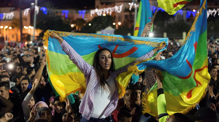 Yennayer Maroc tamazight