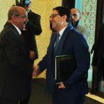 Messahel diplomatie