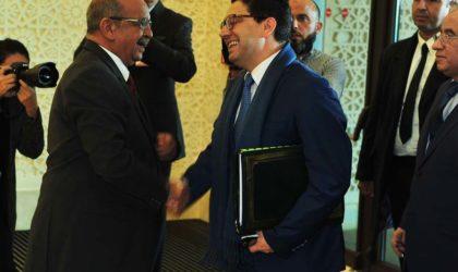 Accolade entre Messahel et Bourita: dégel de façade ou retour à la raison ?