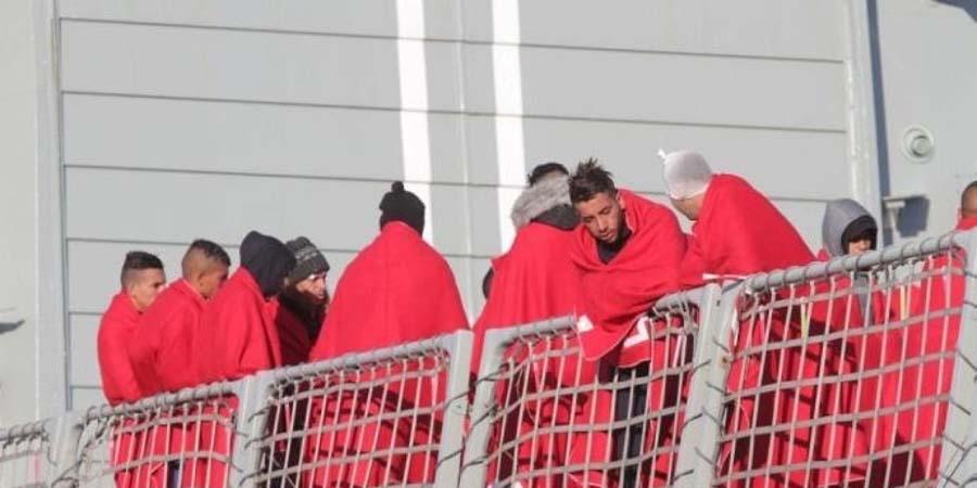 Espagne Migrants