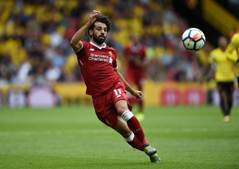 Mohamed Salah Ballon d'or africain 2017