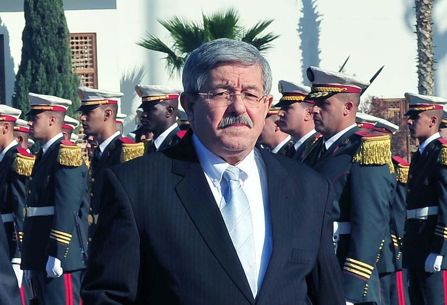Bouteflika Ouyahia