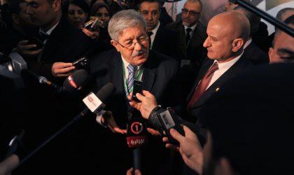 Ouyahia : «Bouteflika a libéré le pays de ses malentendus et de ses hésitations»