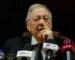 Privatisations  : Djamel Ould-Abbès se fait remonter les bretelles