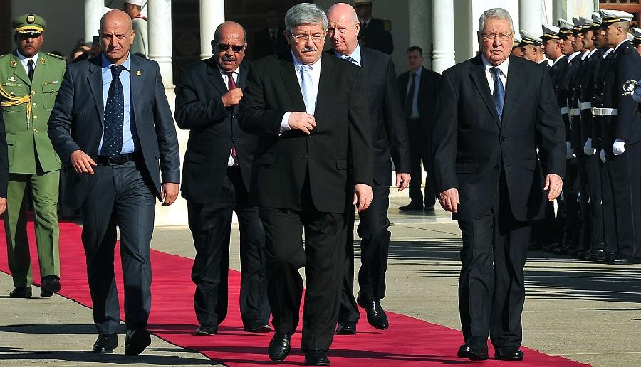 Ouyahia présidentielle