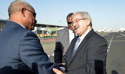Ouyahia met en exergue les efforts de l'Algérie dans le domaine de la lutte contre la corruption