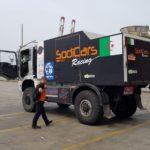 Paris-Dakar rallye