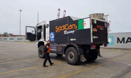 Rallye Paris-Dakar: Ramzi Osmani plante le drapeau algérien en Amérique du Sud