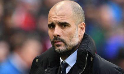 Guardiola: l'arrivée de Mahrez à Manchester City est compliquée