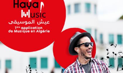 Ooredoo lance la première application en streaming Haya! Music
