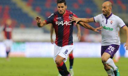 Selon la presse italienne: Taider pourrait quitter le FC Bologne pour un club de la Bundesliga