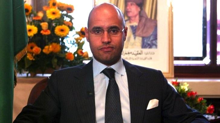 Seif El-Islam Kadhafi