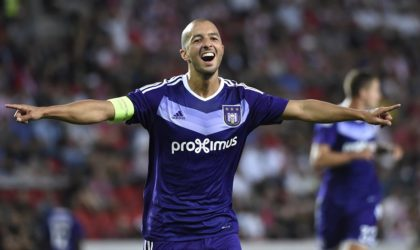 Sofiane Hanni en route pour Spartak Moscou contre plus de 5 million d'euros