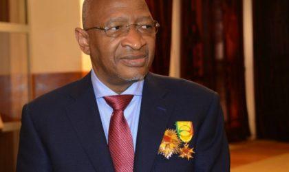 Le Premier ministre malien en visite de travail en Algérie