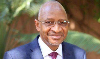 Premier ministre malien: l'Algérie joue «un rôle majeur et essentiel» dans la stabilité du Mali