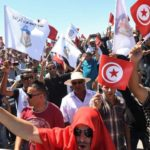 manifestations Tunisie
