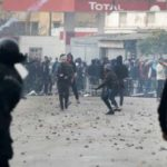 Tunisie pyromanes