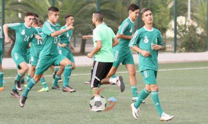 Equipe nationale des U17: 28 joueurs convoqués pour un stage à Sidi Moussa