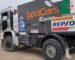 Images exclusives de la 4e spéciale du rallye Paris-Dakar