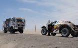 Images exclusives de la 5e étape du rallye Paris-Dakar avec notre compatriote Ramzi Osmani