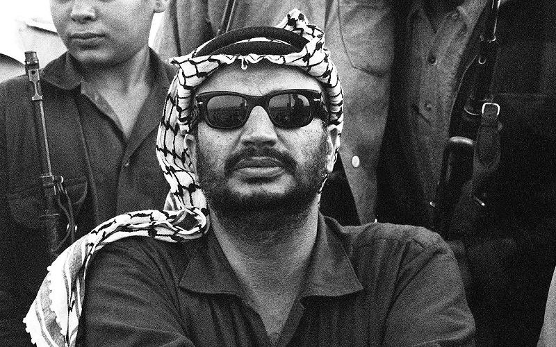 Quand le Mossad voulait assassiner Yasser Arafat
