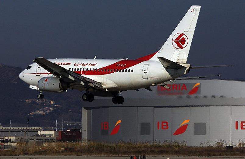 air algérie avion