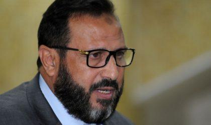 Qui a désigné l'affidé du FIS à l'APN pour représenter l'Algérie à Téhéran ?
