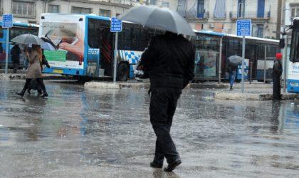 BMS: orages sur les régions côtières du Centre et de l'Ouest