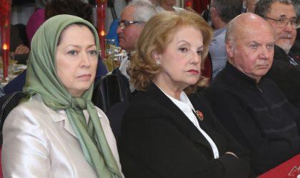 Anissa Boumediene provoque la colère du régime théocratique de Téhéran