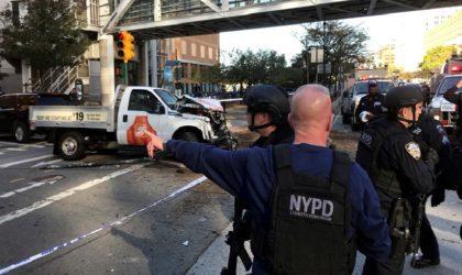 New York: des barrières de sécurité pour protéger les lieux publics