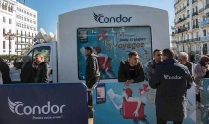 Pour se rapprocher encore plus du citoyen algérien : Condor lance la caravane «Allure M1»