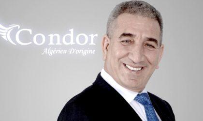 Condor participe au Forum économique algéro-jordanien