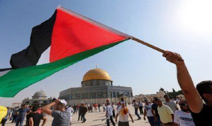 Le Maroc soutient en douce l'annexion d'El-Qods par Israël