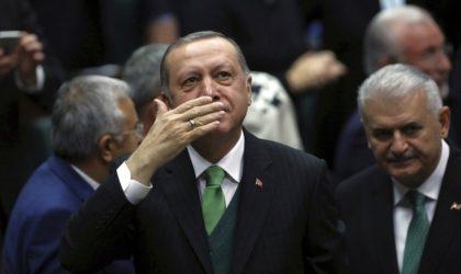 Un député algérien crie son allégeance : «Vive la Turquie ! Vive Erdogan !»