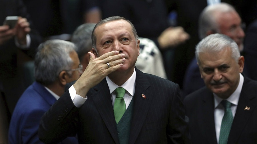 Erdogan Aribi