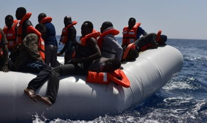 Aïn Témouchent : 48 migrants de nationalités africaines secourus en mer