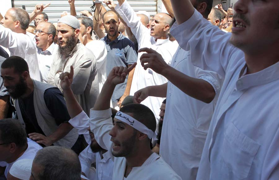 islamistes Algérie