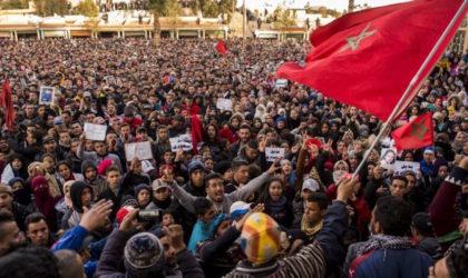 Grèves, marches, mesures économiques contestées: le Makhzen face au marasme social