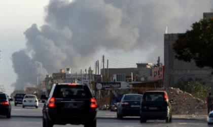 Libye: l'aéroport de Mitiga près de Tripoli paralysé par les combats