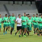 C'est la première sortie du sélectionneur national Rabah Madjer avec l'équipe A'