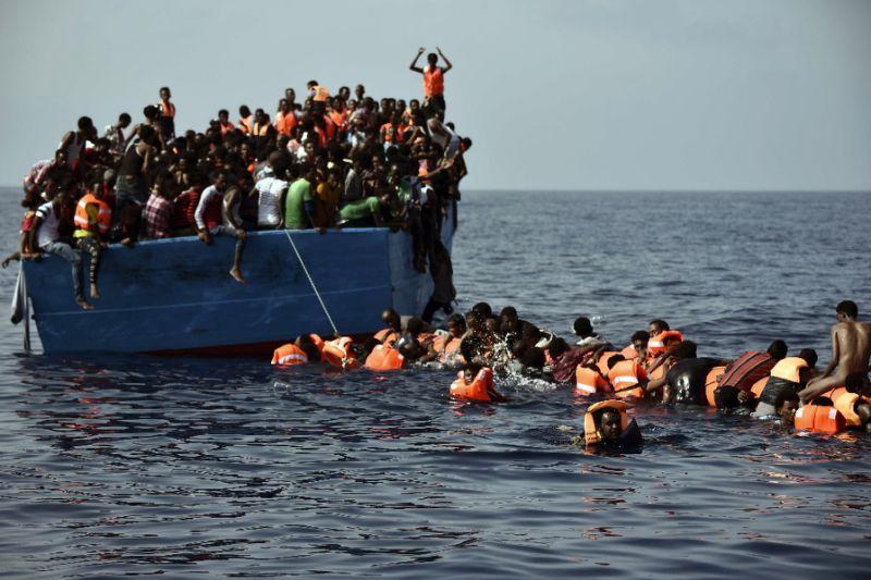 Le ministère italien de l'Intérieur a indiqué que près de 1 000 personnes secourues avaient été transportées en Italie depuis le début de l'année
