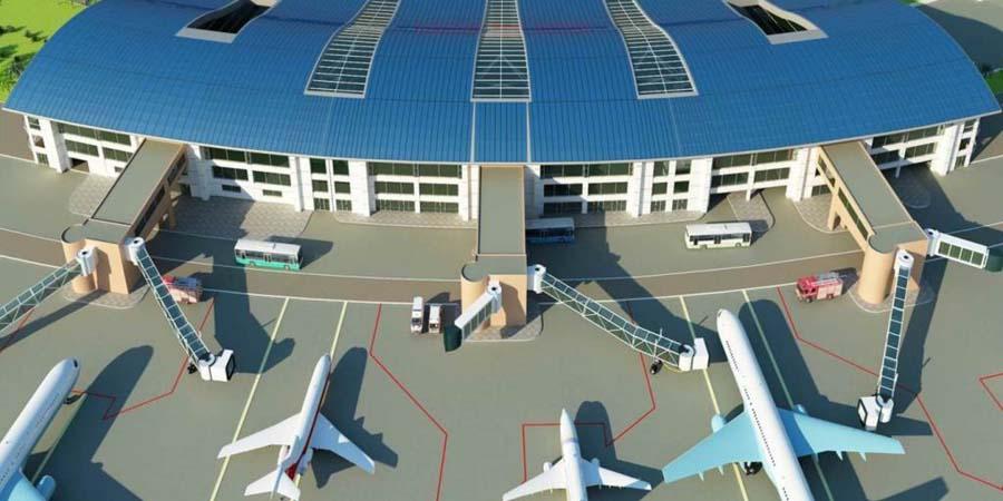 Aéroport Oran EGSA
