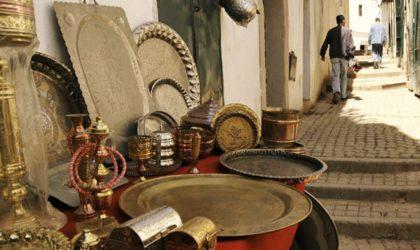 Les artisans de La Casbah à l'honneur à l'institut Cervantès d'Alger