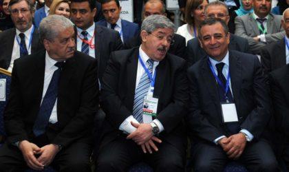 Le porte-parole du RND tire à boulets rouges sur Khelil, Sellal et Tebboune