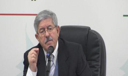 Conférence de presse du SG du RND Ahmed Ouyahia ce jeudi