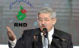 Le discours de Ouyahia à l'ouverture des travaux du conseil national du RND